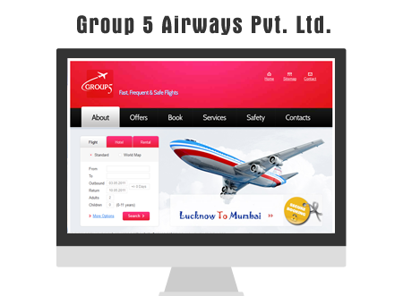 Group 5 Airways Pvt. Ltd.
