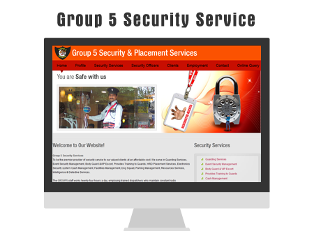 Group 5 Security & placement Services